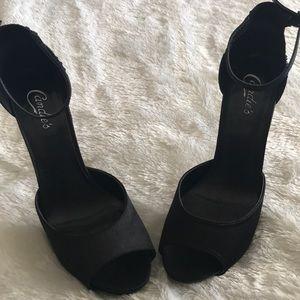 Candie's heels size 10